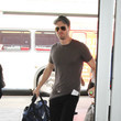 Chad Michael Murray Chad Michael Murray Is Seen at LAX