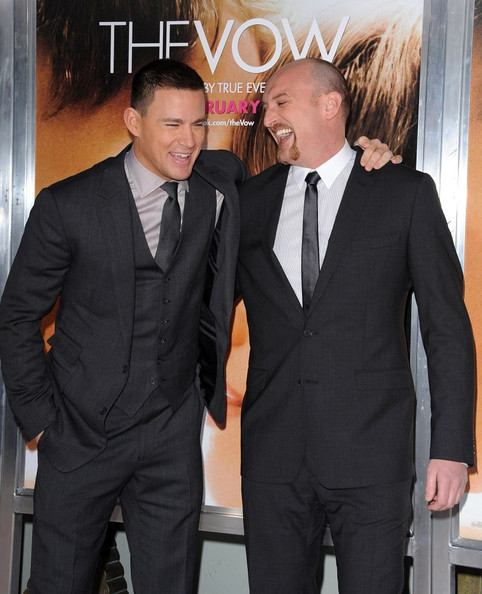 Celebs at 'The Vow' Premiere