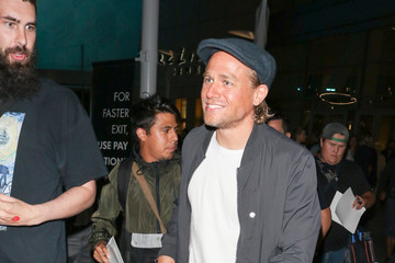 Charlie Hunnam Charlie Hunnam Seen In Los Angeles