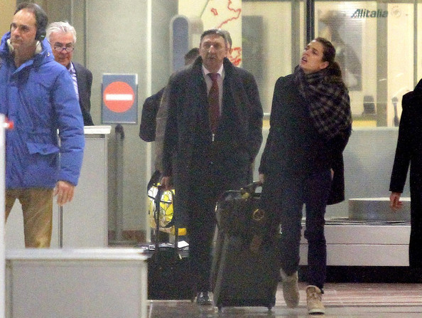 charlotte casiraghi at lax in this photo charlotte casiraghi charlotte