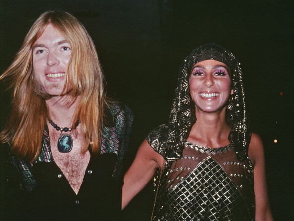 Classic Images of Stars [classic images of stars,images,beauty,lady,fun,girl,fashion,smile,event,human,performance,product,musician,celebrities,singer,lady,following,stock,marriage,rock,gregg allman,cher,musician,marriage,sonny cher,singer,rock,music,music producer,divorce]