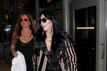 Cher Cher Is Seen at LAX