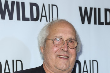 Chevy Chase Celebrities Attend WildAid 2015