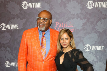 Chi McBride Guests Attend The 'Patrick Melrose' Series Premiere