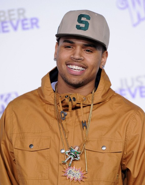 "Chris Brown - ""Justin Bieber: Never Say Never"" Premiere"