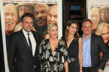 Chris Fenton Premiere of Warner Bros. Pictures' 'Father Figures'