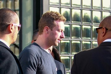 Chris Martin Chris Martin Out in Hollywood