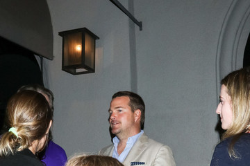 Chris O'Donnell Chris O'Donnell Is Seen Outside Craig's Restaurant