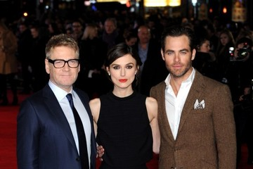 Chris Pine 'Jack Ryan: Shadow Recruit' Premieres in London — Part 2