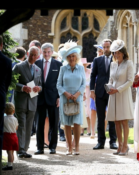 The Christening of Princess Charlotte