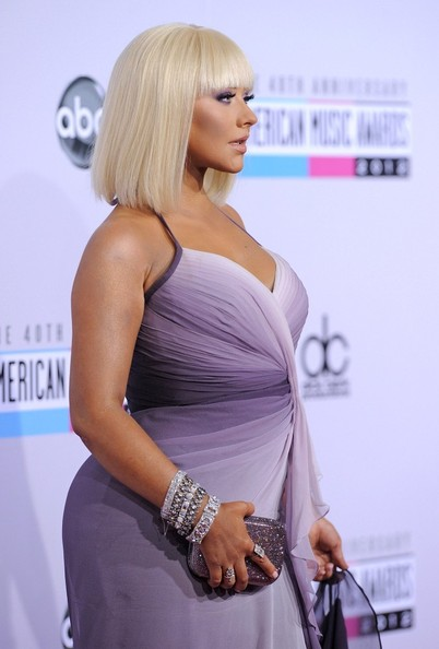 Christina Aguilera Photos Photos - American Music Awards 2012 - Zimbio Camgigandet