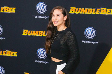 Christina Hodson 'Bumblebee' Premiere At TCL Chinese Theatre