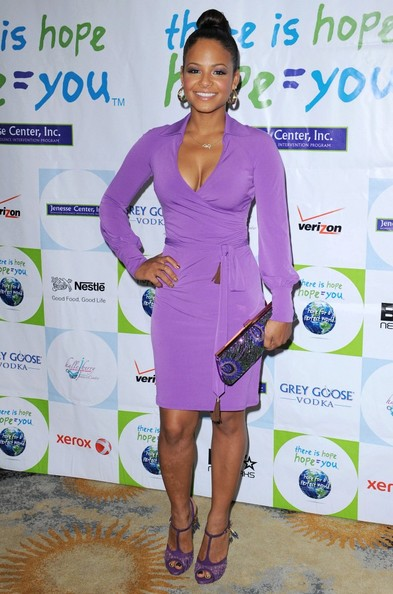 Christina Milian 2010 Jenesse Silver Rose Awards Gala.Beverly Hills Hotel, Beverly Hills, CA.April 17, 2011.