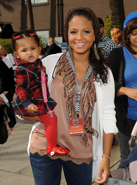 Christina Milian Rally for Kids with Cancer.The Roosevelt Hotel, Hollywood, CA.October 23, 2010.