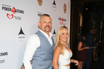 Chuck Liddell Heroes for Heroes: Los Angeles Police Memorial Foundation Celebrity Poker Tournament