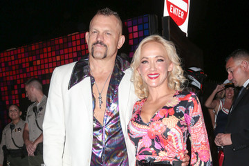 Chuck Liddell Chuck Lidell and Wife Heidi Northcott Hit the Casamigos Halloween Party