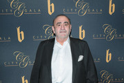 Ken Davitian is seen attending the City Gala 'Wealth and Mastery Mindset' poker tournament at InterContinental Hotel in Los Angeles, California.