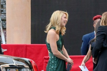 Claire Danes Celeb Sightings at the SAG Awards