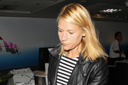 Claire Danes Is Seen at LAX