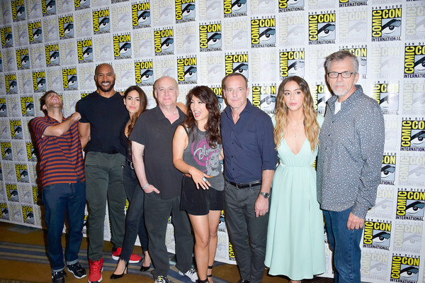 2019 Comic-Con International - 'Agents of S.H.I.E.L.D.' Photo Call