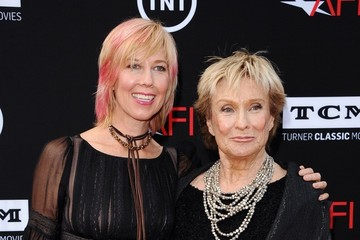 Cloris Leachman with youngest daughter Dinah Englund