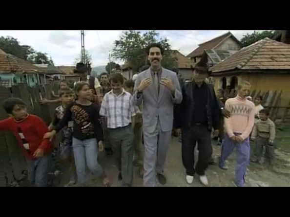 """borat essay Intercultural communication breakdowns in the movie, """"borat"""" going to another country with an entirely different culture involves much understanding and adjustm."""