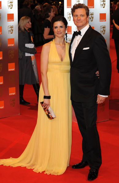 colin firth livia giuggioli. Livia Giuggioli and Colin Firth - 2010 BAFTA awards London. 2010 BAFTA awards London. In This Photo: Colin Firth, Livia Giuggioli