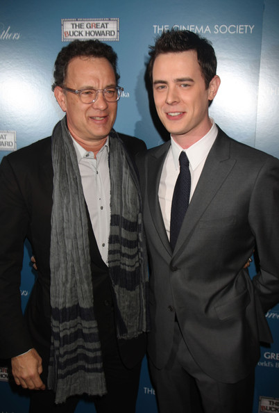 Colin Hanks and Tom Hanks Photos Photos - Happy Father's ...