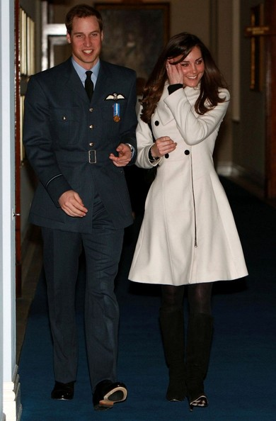 Prince William and Kate Middleton Get Engaged