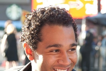 Corbin Bleu Corbin Bleu Heads to the 'Maleficent' Premiere