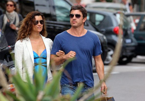 Cote de Pablo 'NCIS' star Cote de Pablo shops in Monaco with her
