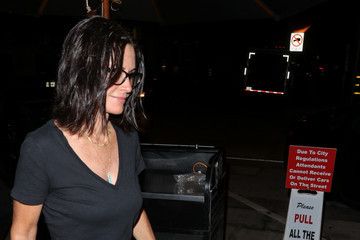 Courteney Cox Courteney Cox Goes out in Los Angeles