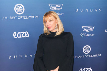 Courtney Love The Art Of Elysium's 12th Annual Celebration - Heaven