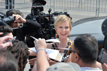 Cynthia Nixon Celebrity Candids at the Idependent Spirit Awards