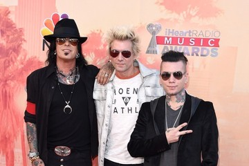 DJ Ashba 2015 iHeartRadio Music Awards