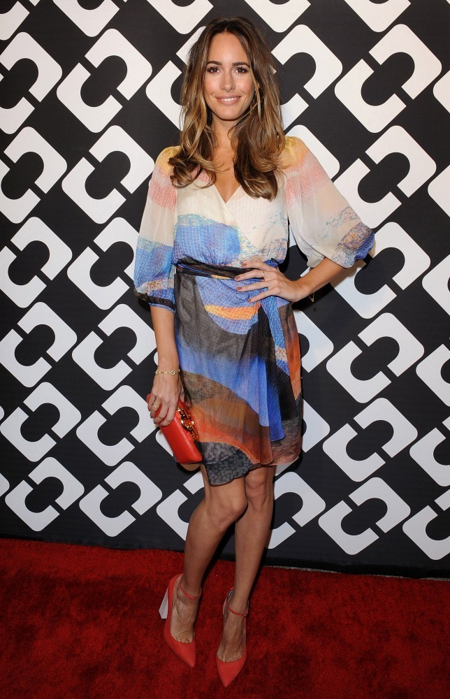 "Diane Von Furstenberg&squot;s ""Journey of a Dress"" 40th Anniversary Party..Wilshire May Company Building, Los Angeles, CA..January 10, 2014..Job: 140110A1..(Photo by Axelle Woussen/Bauer-Griffin)..Pictured: Louise Roe."
