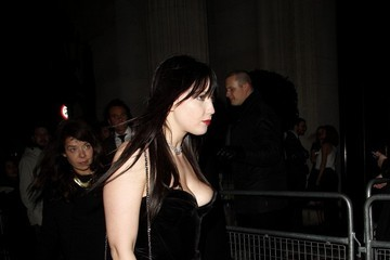 Daisy Lowe BRITs 15: Warner Music party
