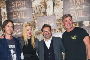 Dana Gould Premiere Of IFC's Stan Against Evil at Hollywood Forever