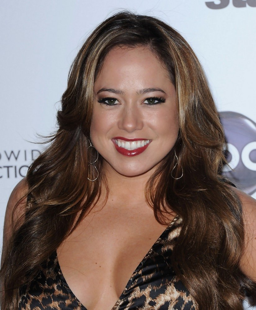 Cheetah Girl, Sabrina Bryan, Wows in Hayley Paige for ...