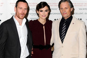 Keira Knightley and Michael Fassbender Photos Photo