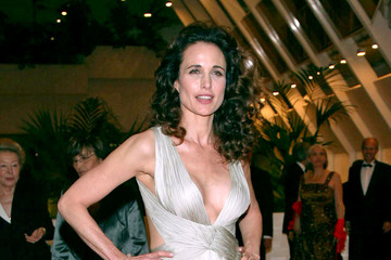 Andie MacDowell Cannes Film Festival 'My Blueberry Nights' Premiere