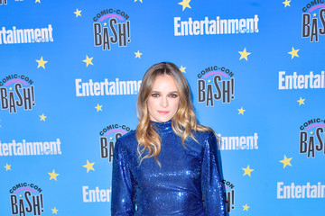 Danielle Panabaker Entertainment Weekly Comic-Con Celebration