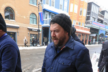 Danny McBride Danny McBride Is Seen in Park City During Sundance Film Festival