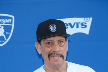 Danny Trejo Clayton Kershaw's 5th Annual Ping Pong 4 Purpose Celebrity Tournament