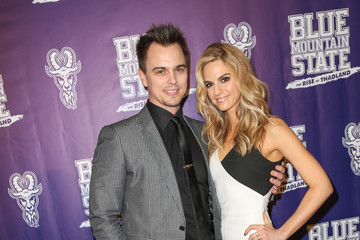 Darin Brooks Premiere of Lionsgate's 'Blue Mountain State: The Rise of Thadland'