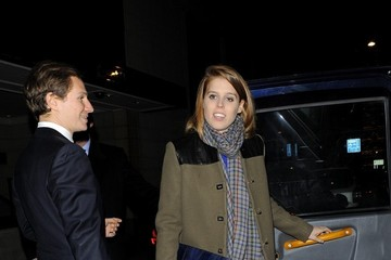 Dave Clark Princess Beatrice Kate Moss and Other Celebs Celebrate an Early Chinese New Year