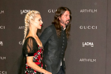 Dave Grohl 2018 LACMA Art Film Gala Honoring Catherine Opie And Guillermo Del Toro Presented By Gucci