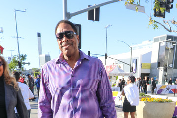 Dave Winfield Dave Winfield Outside the NBA All-Star Game at the Staples Center