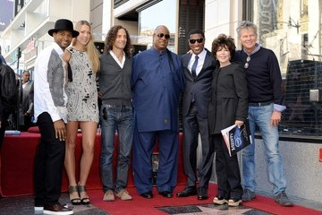David Foster Kenneth Edmonds Honored on the Walk of Fame