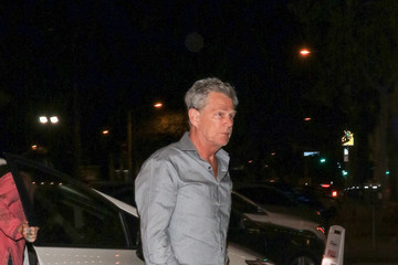 David Foster David Foster Is Seen Outside Craig's Restaurant In West Hollywood